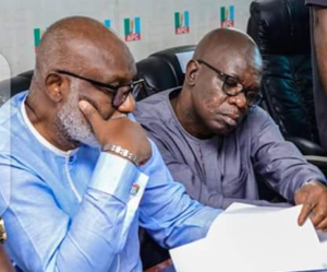 Read more about the article Ondo Deputy Governor, Agboola Ajayi, To Dump APC For PDP Next Week