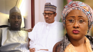 War In Aso Rock Villa: President Buhari's Personal Assistant, Yusuf, Mamman Daura And Aso Rock Cabal Gang Up Against Aisha, Move To Strip Her of Security Details