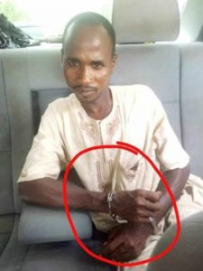 Police Arrest Man For 'Insulting, Intimidating' President Buhari, Governor Yahaya In Gombe State