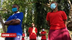 Tanzania's students are getting ready for exams after lockdown