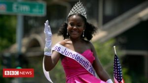Juneteenth is a celebration of African-American freedom
