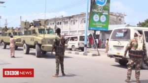 Somali soldiers end protest over unpaid salaries