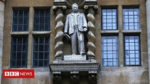Cecil Rhodes protesters to fight on while statue remains