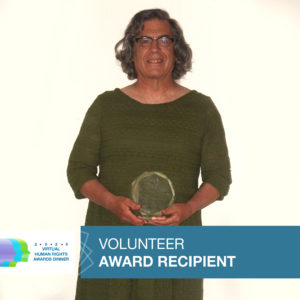Honoring our 2020 Volunteer Award Winners – The Advocates Post