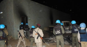 UN-African Union mission working to restore calm after recent Darfur violence |