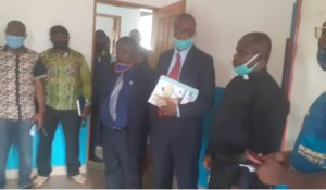 Professor Ngoh to start from scratch, CUIB offices emptied -Breaking News, Cameroon news, politics, sports, entertainment