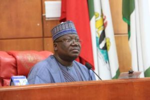We Will Ensure Just, Fair Deal For All Parts Of Nigeria –Senate President