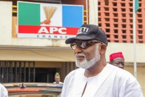 10 Students Injured In Ondo As Group Supporting Governor Akeredolu's Re-election Attacks Undergraduates In Campuses