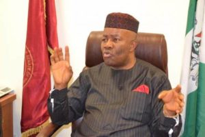 Akpabio Denies Saying 60 Per Cent Of NDDC Contracts Given To Lawmakers