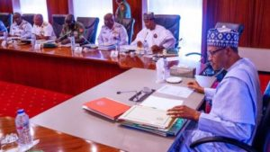 BREAKING: Removal Of Service Chiefs Can Only Be Done By Buhari, Presidency Replies Senate
