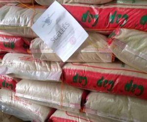 ORCA rice? Huge stock of rice sealed in Douala