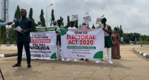 Group Tells Nigerian Senate To Prioritise Electoral Reforms Over Recess