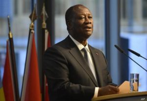 Ivory Coast President Ouattara Nominated For Third Term