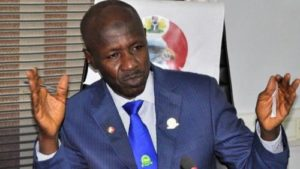 Magu Denies Misappropriating N329bn Recovered Funds For NNPC