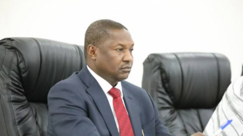 EXPOSED: Nigeria's Attorney-General Of Federation, Malami, Secretly Sponsors Bill To Take Over EFCC