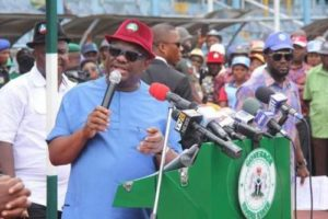 BREAKING: PDP Appoints Wike To Lead Edo Governorship Campaign Committee