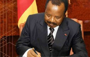 Cameroon: Biya signs decree raising the retirement age of healthcare workers