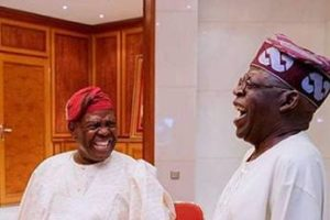 Blame Tinubu, Akande If South-West Fails To Take Over From Buhari—Afenifere Renewal Group