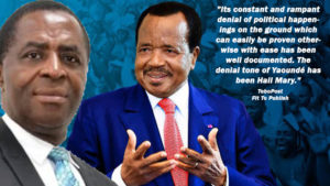 Read more about the article Analysis: Cameroon government dribbles Ambazonian leaders in a high stake gamble