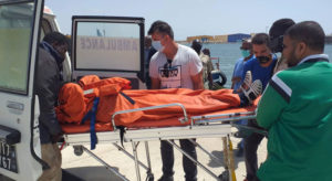 Countries urged to target smugglers after 27 migrants die at sea |