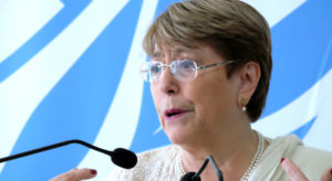 Belarus: UN rights chief condemns violence against protesters, calls for grievances to be heard |