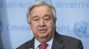 Guterres urges continued dialogue between Armenia and Azerbaijan |