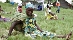 Millions 'on the edge' in DR Congo, now in even greater danger of tipping over: WFP |