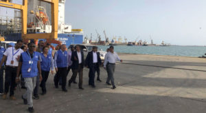 Guterres 'deeply concerned' over environmental threat posed by stricken oil tanker off Yemen coast |