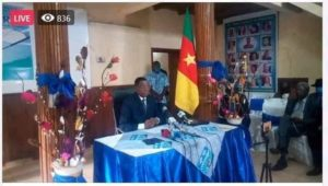 Kamto vows to bring down Biya through popular protest if …
