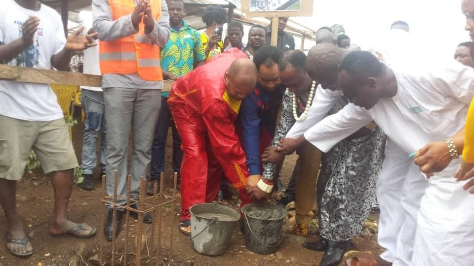 John Chi's right hand man opens own church, receives blessings from chiefs