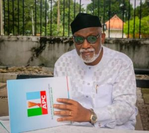 Man Arraigned In Court For Destroying Governor Akeredolu's Campaign Vehicle