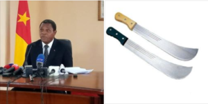 Atanga Nji restricts sales of machetes in NW and SW, says DO's authorization now needed among other things