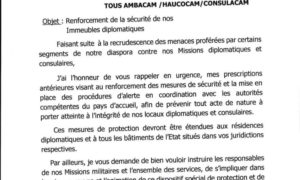 Cameroon: Yaoundé puts embassies on alert as MRC protest looms