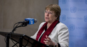 Alexei Navalny poisoning must get independent probe, says UN's Bachelet |