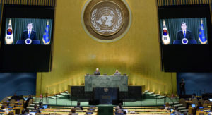 Republic of Korea stresses support for developing nations during COVID-19  