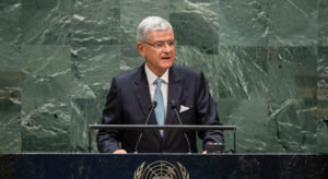 Renew 'collective commitment to multilateralism', urges Assembly President |