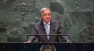 UN chief appeals for global solidarity at General Assembly, warns COVID is 'dress rehearsal' for challenges ahead |