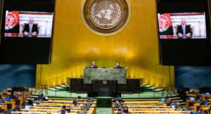 President Ghani sets out 'clear plan' to advance UN values in Afghanistan |