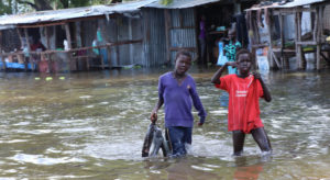 Flooding leaves South Sudan facing threat of 'catastrophic' hungerlevels  