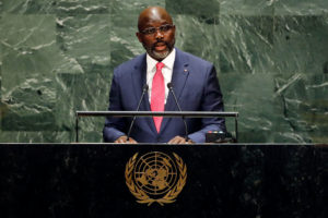 Liberia's President Should Showcase Justice on International Stage