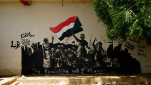 Sudanese Artists Imprisoned for Pro-Democracy Chants