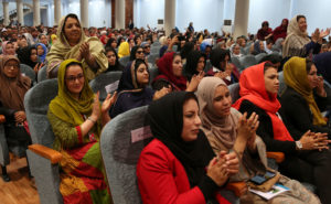 Afghan Women Win Fight for Their Own Identity