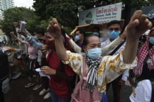 Cambodia: Free Detained Youth, Environmental Activists