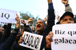 Opposition Leader Convicted in Azerbaijan