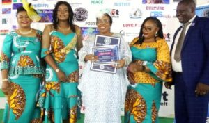 Omam Njomo: Peace crusader honored for her works by the PCC