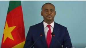 """Yaoundé has an ally: Cabral Libii welcomes """"experience"""" of regional elections"""