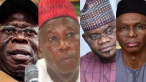 BREAKING: Oshiomhole, Kano, Kogi Governors On US Visa Ban List, El-Rufai's Sanction Extended