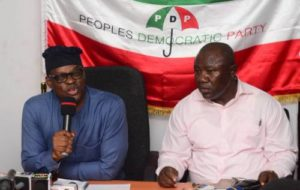 Attack On My Convoy An Assassination Attempt, Says Ondo PDP Candidate, Jegede