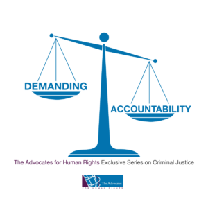 Criminal Charges Reflect, Reinforce Power Imbalance Between Law Enforcement and Communities – The Advocates Post