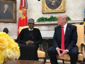 What I Told United States President, Trump, When He Accused Me Of Killing Christians —Buhari